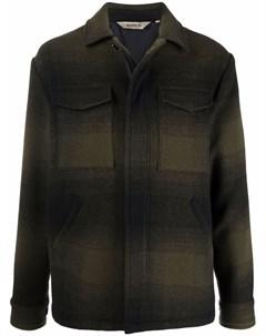 Клетчатая куртка Aspesi