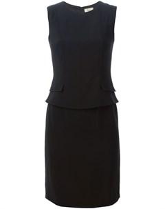 Платье с баской Issa