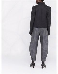 Однобортный пиджак Maison margiela