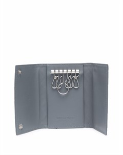 Ключница с плетением Intrecciato Bottega veneta