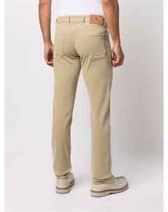 Прямые джинсы средней посадки Pt05