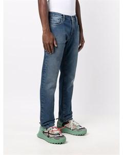 Зауженные джинсы кроя слим Off-white