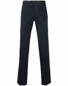 Узкие брюки строгого кроя Pt01