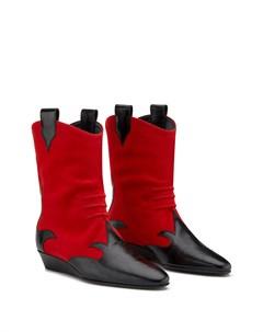 Ботинки Hadley на плоской подошве Giuseppe zanotti