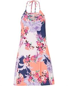 Платье с бретелью петлёй Bonprix