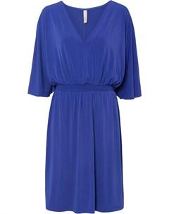 Платье с V образным вырезом Bonprix