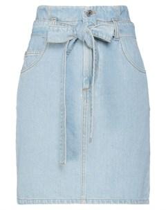 Джинсовая юбка Msgm