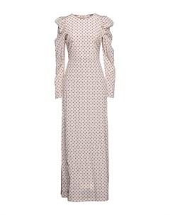 Длинное платье Parosh