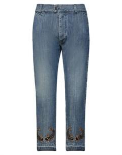 Джинсовые брюки Christian pellizzari