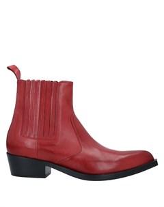 Полусапоги и высокие ботинки Guglielmo rotta