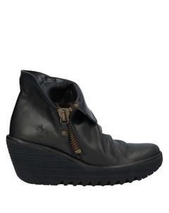 Полусапоги и высокие ботинки Fly london