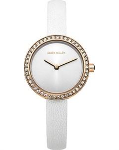 Fashion наручные женские часы Karen millen