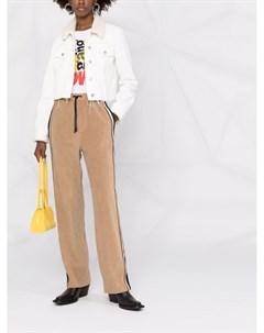 Спортивные брюки с лампасами Dsquared2