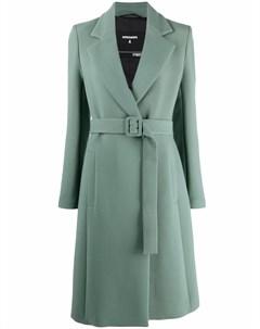 Пальто с поясом Patrizia pepe