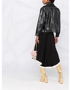 Атласная юбка Marni