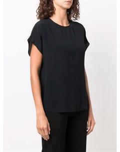 Блузка с логотипом Twinset