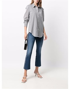 Укороченные джинсы bootcut Liu jo
