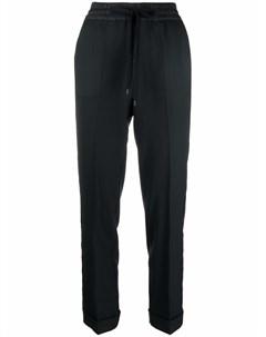 Шерстяные брюки с кулиской Parosh