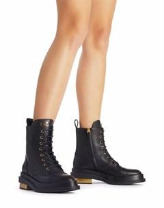 Ботинки Chelsey на шнуровке Giuseppe zanotti