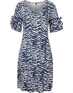 Платье из трикотажа Bonprix