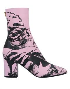 Полусапоги и высокие ботинки Valentino garavani