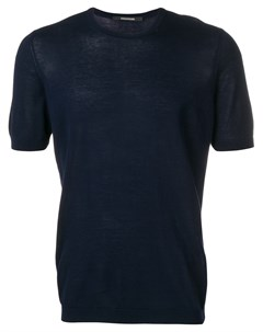 Трикотажная футболка с круглым вырезом Tagliatore