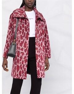 Однобортные пальто Liu jo