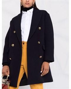 Двубортные пальто Parosh