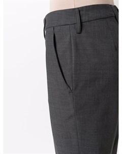 Укороченные брюки кроя слим Aspesi