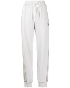 Спортивные брюки с лампасами M missoni