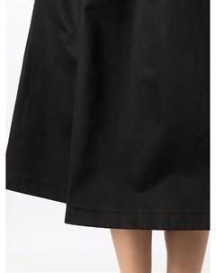 Пышная юбка миди Marni