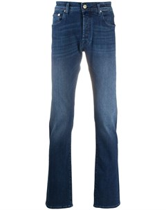 Прямые джинсы средней посадки Jacob cohen