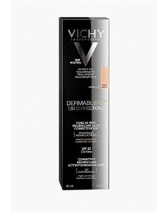 Тональная основа Vichy