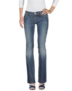 Джинсовые брюки Victoria beckham denim