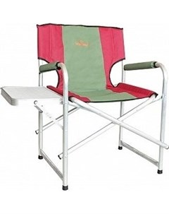Кресло складное усиленное со столиком Super Max Woodland