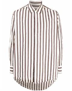 Полосатая рубашка с длинными рукавами Casey casey