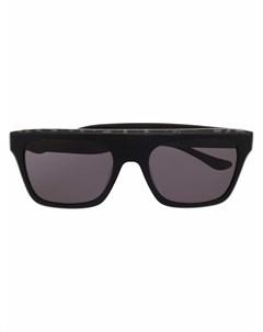 Солнцезащитные очки в квадратной оправе Donna karan