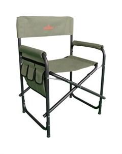 Кресло складное Outdoor Camo SK 02 с органайзером Woodland
