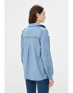 Рубашка джинсовая Gepur