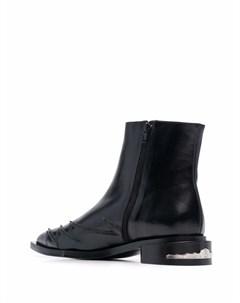 Ботинки челси с аппликацией Toga virilis