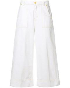 Gaelle bonheur широкие джинсы Gaelle bonheur