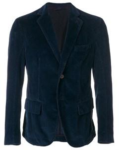 Weber weber вельветовый пиджак Weber + weber