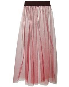 Danielapi многослойная юбка из тюля Danielapi