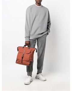 Рюкзак с вышитым логотипом Ally capellino