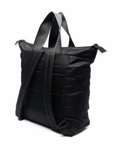 Рюкзак с нашивкой логотипом Ally capellino