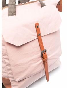 Рюкзак в стиле колор блок с пряжкой Ally capellino