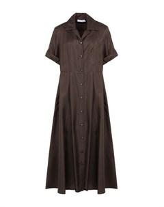 Платье длиной 3 4 Calvin klein
