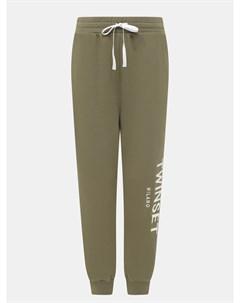 Спортивные брюки Twinset