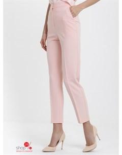 Брюки цвет светло розовый Audrey right