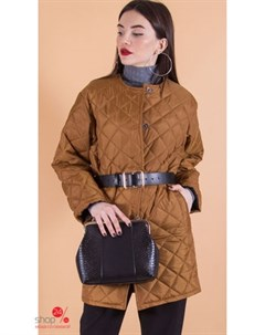 Куртка цвет коричневый Nastya sergeeva by may be